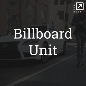 Select Media Billboard unit thumbnail